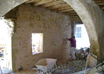 αναπαλαίωση αποκατασταση σπιτιου